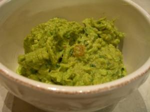 Classic Guacamole -- Epicurean Vegan