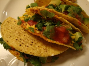 Soyrizo Tacos -- Epicurean Vegan