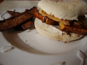 Breakfast Sandwiches -- Epicurean Vegan