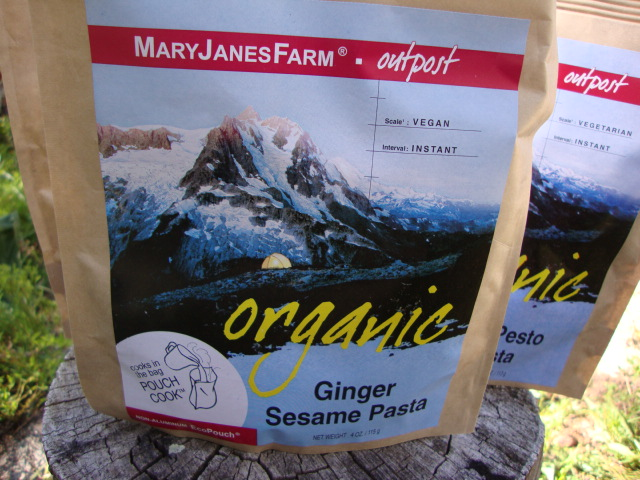 Mary Janes Farm Freeze Dried Meals Backpacking Made Vegan Easy