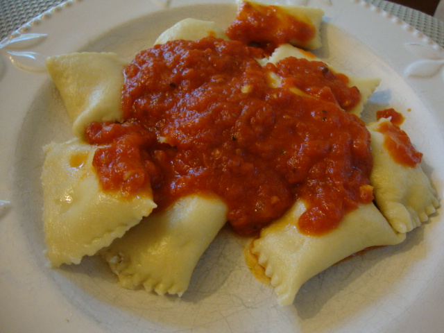 Homemade Ravioli -- Epicurean Vegan