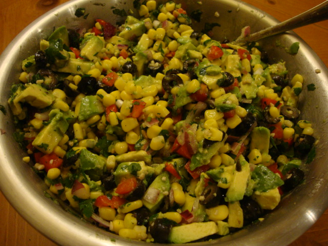 Amazing Avocado Salsa -- Epicurean Vegan