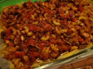 Gluten-Free and Vegan Mexican Casserole -- Epicurean Vegan