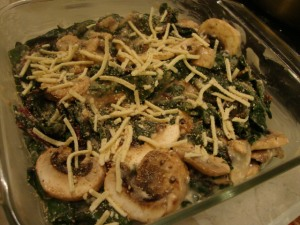 Swiss Chard Gratin -- Epicurean Vegan