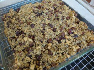 Gluten-Free Granola Bars -- Epicurean Vegan
