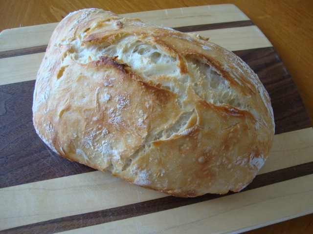 Ciabatta Bread -- Epicurean Vegan