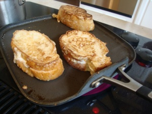 Ricotta-Stuffed French Toast -- Epicurean Vegan