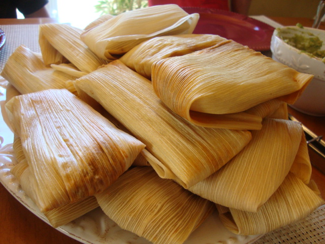Field Roast-Mole Vegan Tamales -- Epicurean Vegan