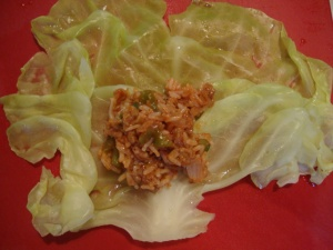 Stuffed Cabbage Rolls -- Epicurean Vegan