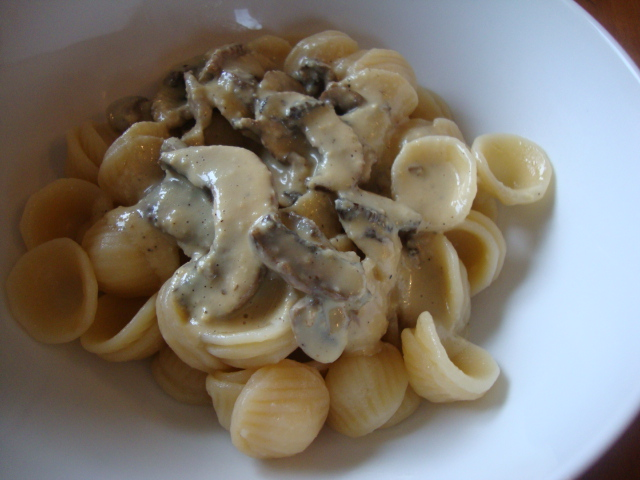 Cashew Alfredo -- Epicurean Vegan