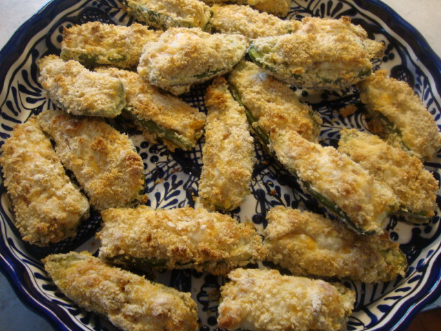 Vegan Baked Jalapeno Poppers -- Epicurean Vegan