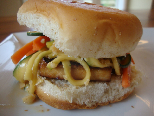 Tofu Sliders -- Epicurean Vegan