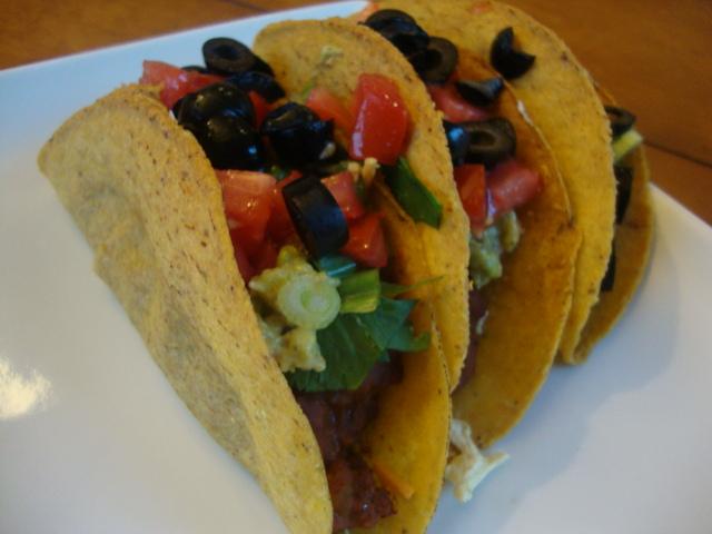 Vegan Oven Tacos