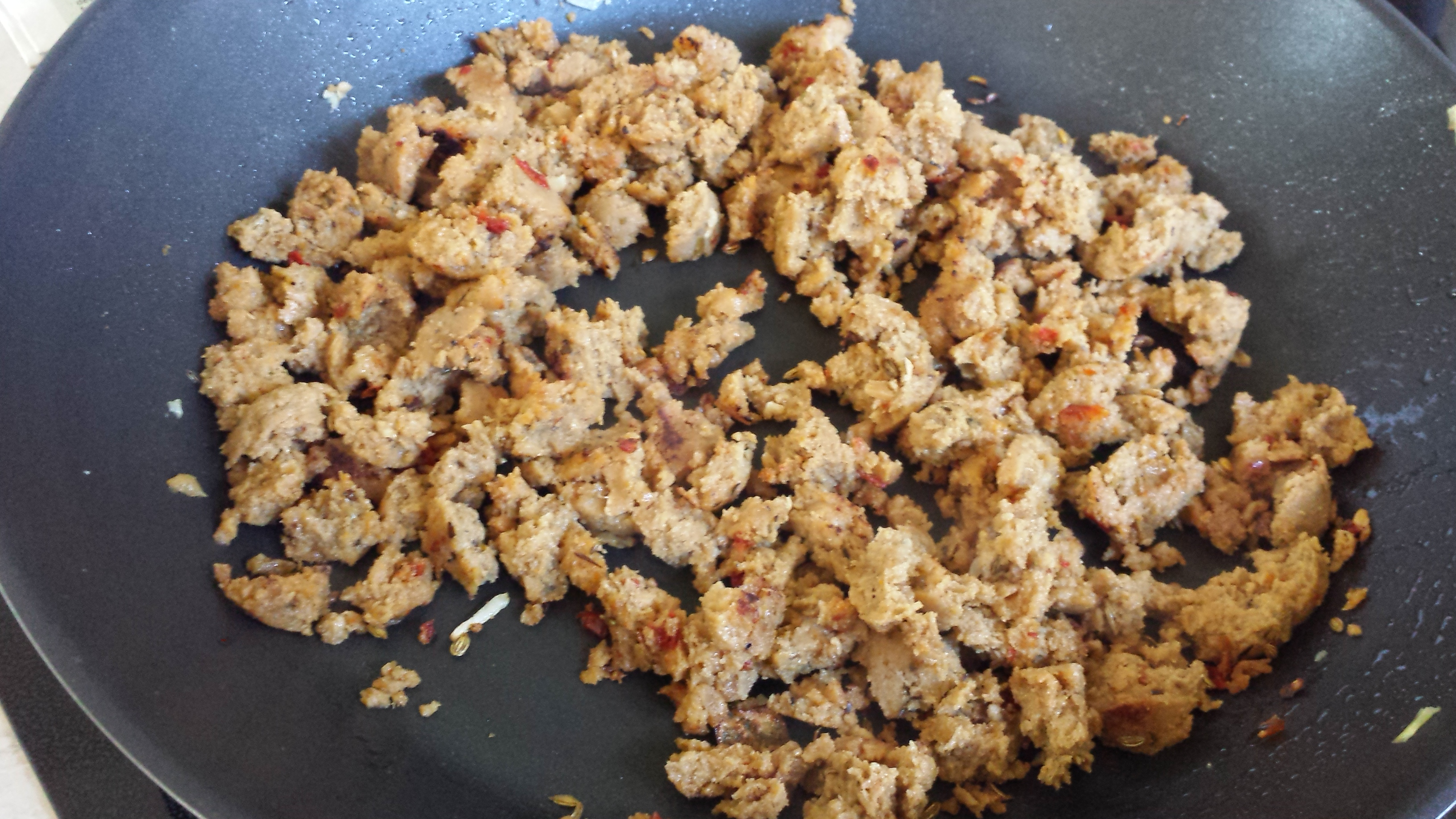 Meatless Mushroom Ragu -- Epicurean Vegan