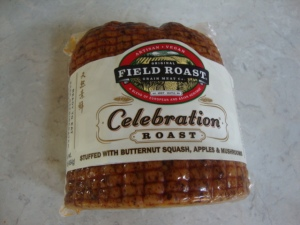 Field Roast Celebration Roast, Marinated Field Roast Gyros -- Epicurean Vegan