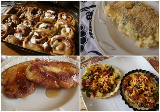 Vegan Thanksgiving Brunch Recipes -- Epicurean Vegan