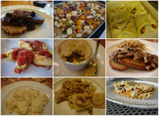 Vegan Thanksgiving Entree Recipes -- Epicurean Vegan