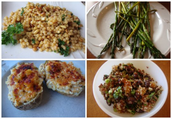 Vegan Thanksgiving Side Dish Recipes -- Epicurean Vegan